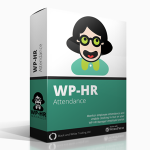 WP-HR Attendance Box