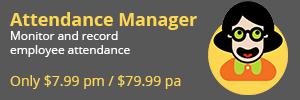 WP-HR Attendance