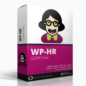 WP-HR GDPR Free Box